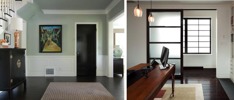Какие двери выбрать для бани и сауны: выбор и правила